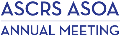 ASCRS-ASOA 2020 -- American Society of Cataract and Refractive Surgery & American Society of Ophthalmic Administrators Annual Meeting 2020