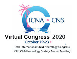 ICNC Virtual Congress 2020 - The Joint  16h International Child Neurology Congress  &  49th Annual Child Neurology Society Meeting