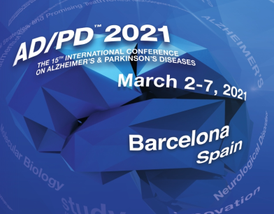 AD/PD 2021 - 15th International Conference on Alzheimer's and Parkinson's Diseases